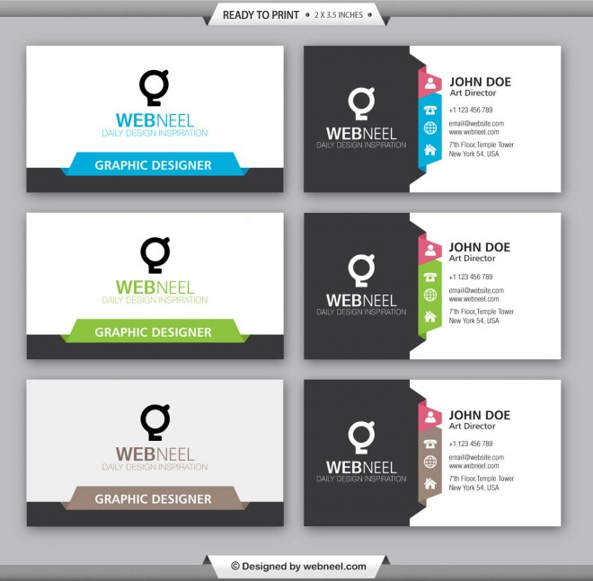modern business template 13