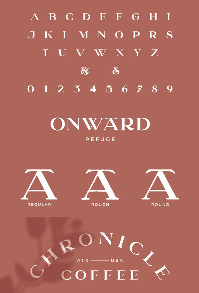 free font understock