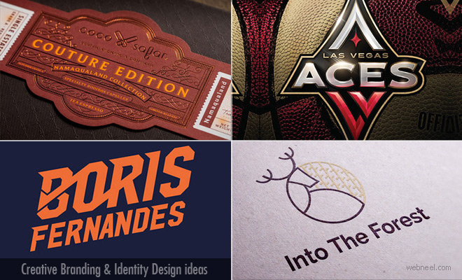 20 Creative Brand Identity Design ideas for your inspiration