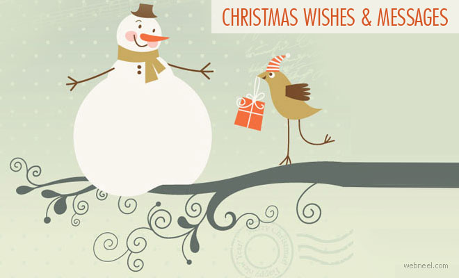 20 Best Merry Christmas Wishes and Short Messages