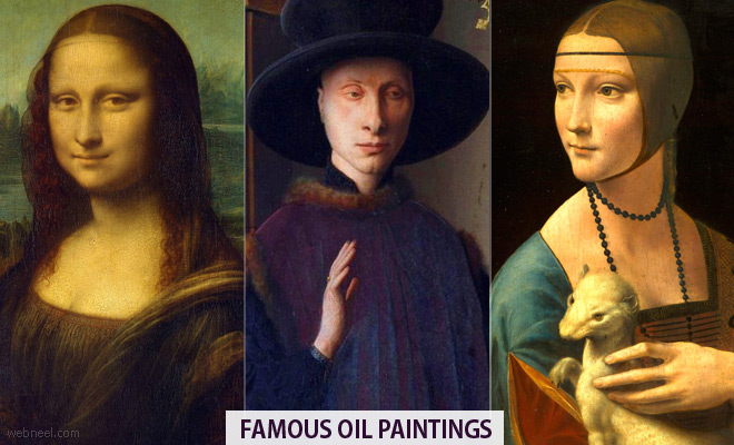 Famous Oil Paintings