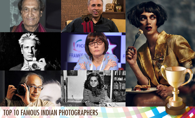 Famous Indian Photographers