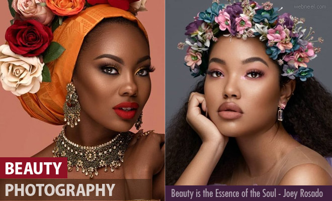 Beauty is the Essence of the Soul - Beauty Photography by Joey Rosado