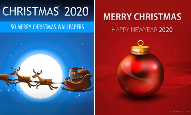 50 Merry Christmas Wallpapers and HD Backgrounds for your desktop