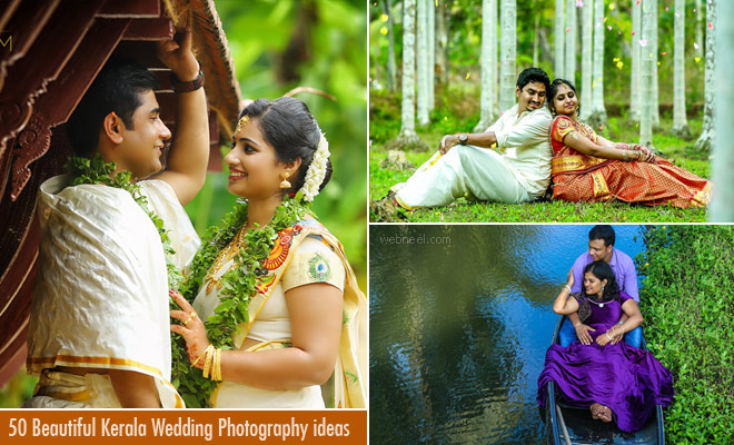 10 Top Kerala Wedding Photographers with best wedding photographs