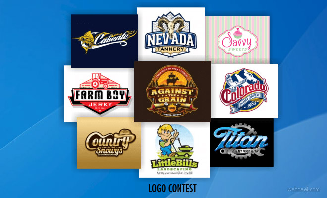 Why running a logo contest is a great way to find a logo for your business