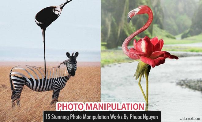 Dandelions or Animals - Beautiful Photoshop Manipulation Works by Phuoc Nguyen