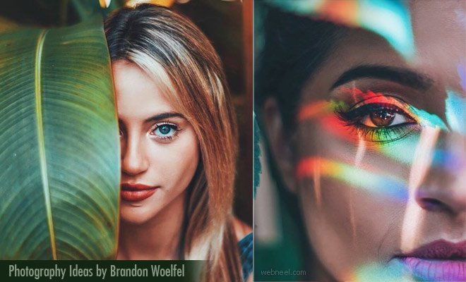 Lights up Chin up Smile - Creative Photography Ideas by Brandon Woelfel