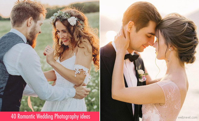 40 Romantic Wedding Photography ideas from world famous Photographers