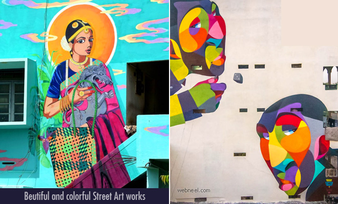 St+Art India Foundation Changes the View of Indian Street Art