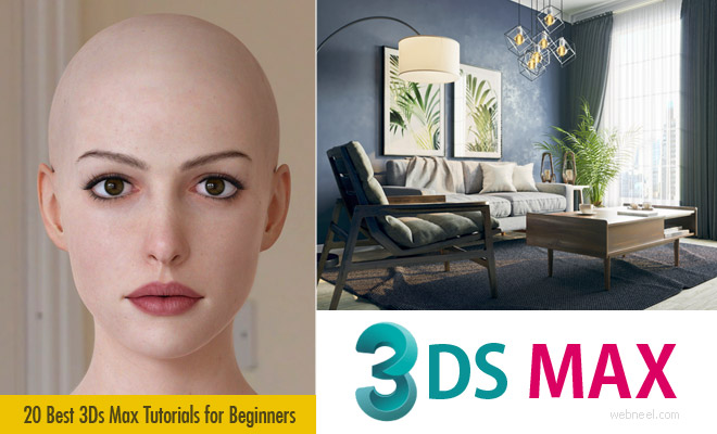 20 Best 3ds Max Tutorials For Beginners From Autodesk Inc