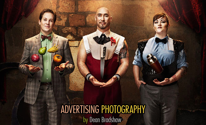 20 Awesome Editorial and Advertising Photography works by Dean Bradshaw