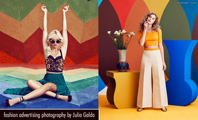 25 Stunning summer special Fashion advertising Photography by Julia Galdo