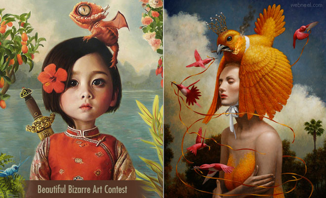 Beautiful Bizarre Art Contest opens for entries up to 17 July 2020