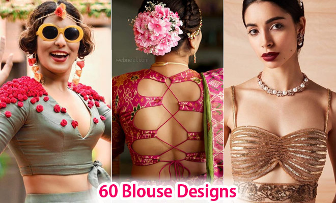 Blouse Design types