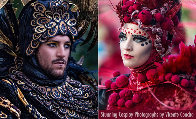 25 Beautiful Cosplay Photography examples by Vicente Concha