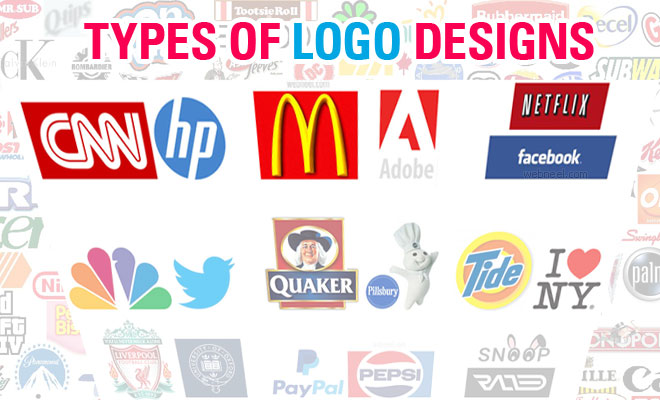 11 Different types of logo design examples and ideas for Designers