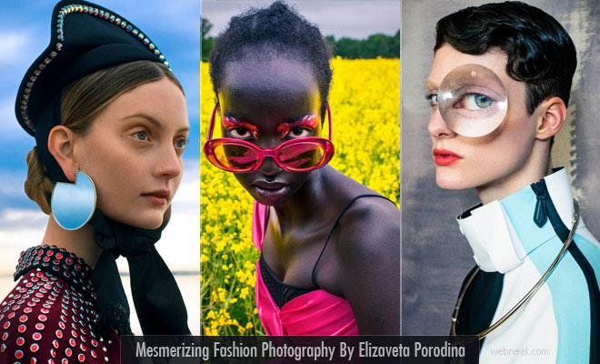 Dramatic Colorpop Mesmerizing Fashion Photography By Elizaveta Porodina