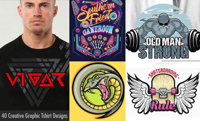 Graphic T Shirt Designs