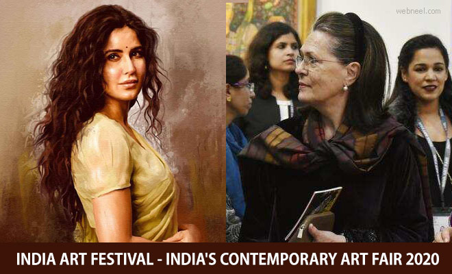 India Art Festival - India's Contemporary Art Fair in Bengaluru, Mumbai, Delhi
