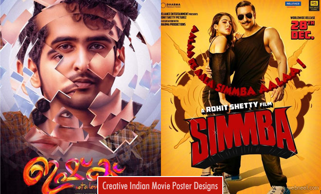 15 Creative Indian Movie Poster Designs in Different Languages