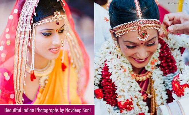 25 Beautiful Indian Wedding Photography works by Navdeep Soni