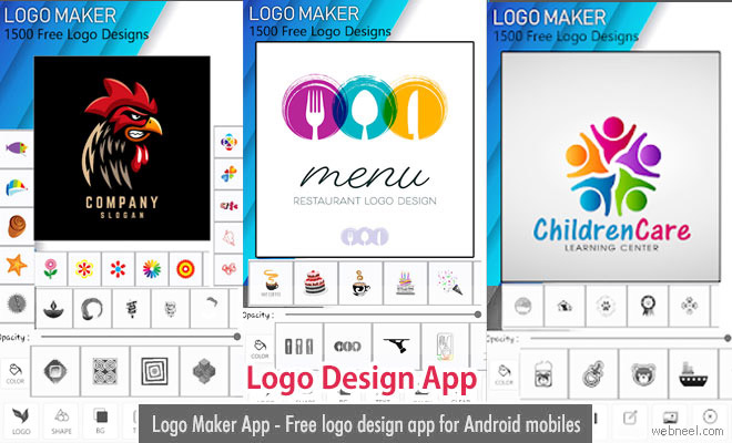Logo Maker App - Free logo design app for Android mobiles