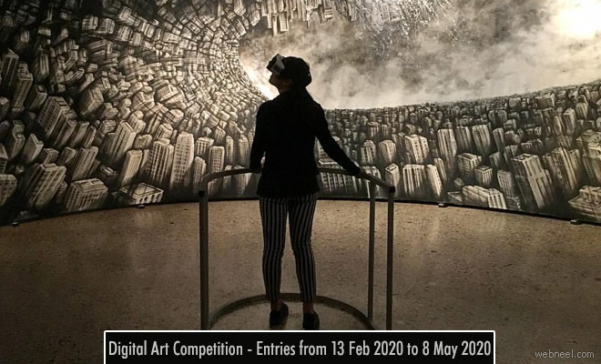 Lumen Prize for Digital Art - Entries from 13 Feb 2020 to 8 May 2020