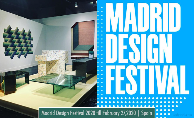Madrid Design Festival 2020 till 27 Feb 2020 - Spain Design Festival