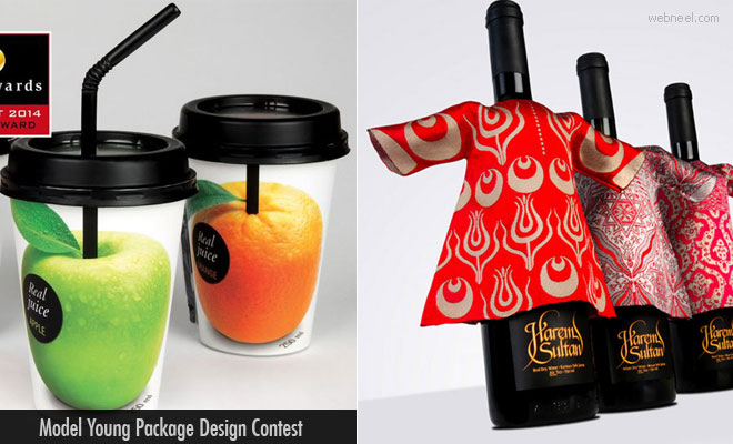 Model Young Package Design Contest entries by 11 May 2020