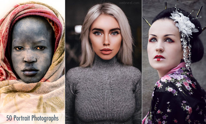 20 Stunning Portrait Photos from Top photographers - Photography Inspiration