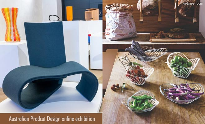 Creative and Innovative Australian Prodcut Design online exhibition till16 Aug 2020