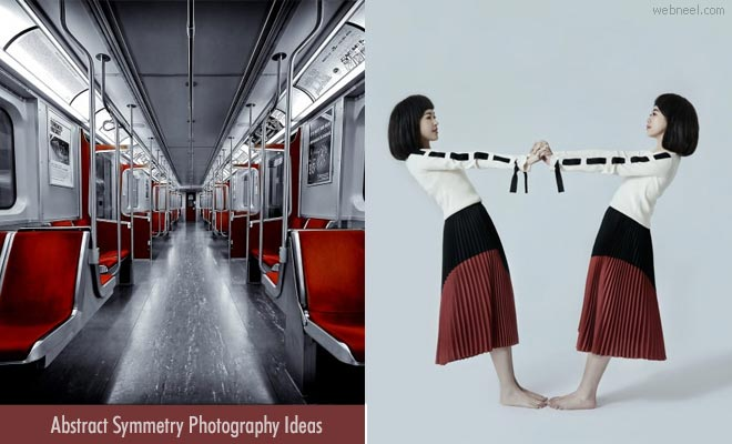 20 Stunning Symmetry Photography ideas - Perfectly Synchronized
