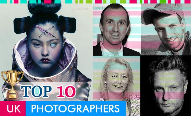 Top 10 Famous United Kingdom Photographers with their Best Photos - British Photographers