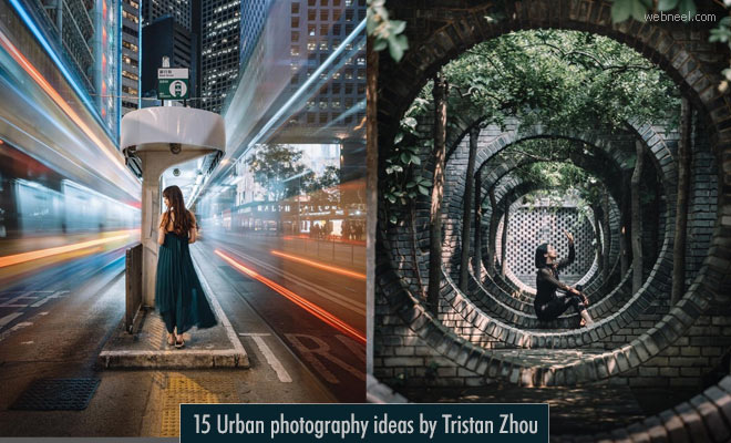 The world as you see fit - 15 Urban photography ideas by Tristan Zhou