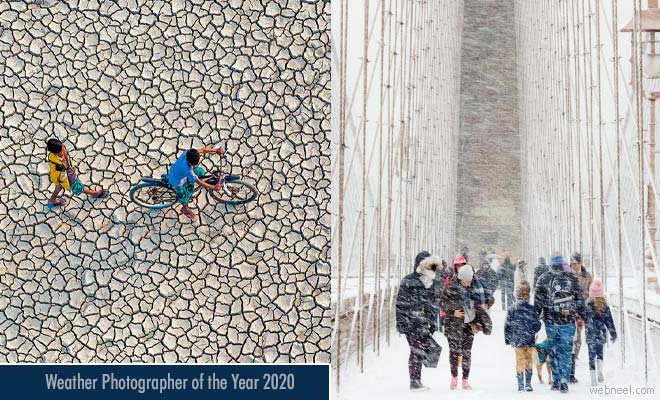 20 Award Winning Photos from Weather Photographer of the Year 2020 Contest
