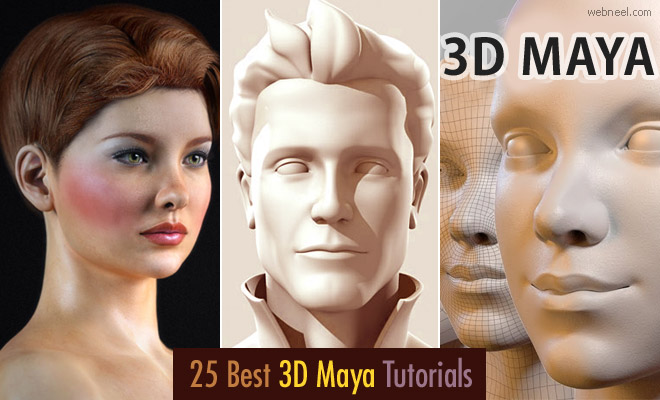 50 Best 3D Maya Tutorial Videos for Beginners - Learn From Masters | Part 3
