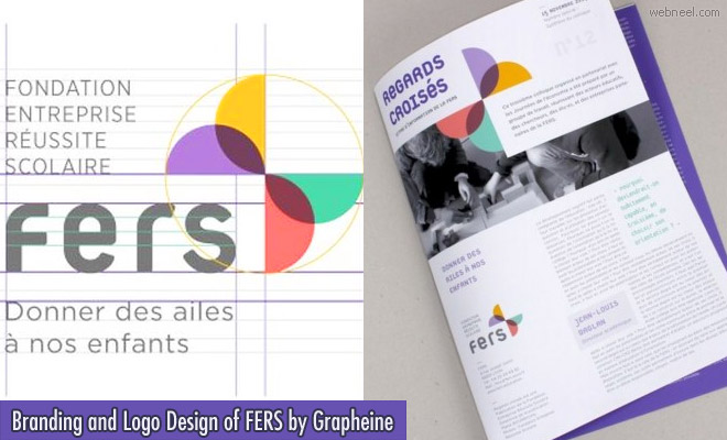 Exclusive Branding and Logo Design of FERS by Grapheine