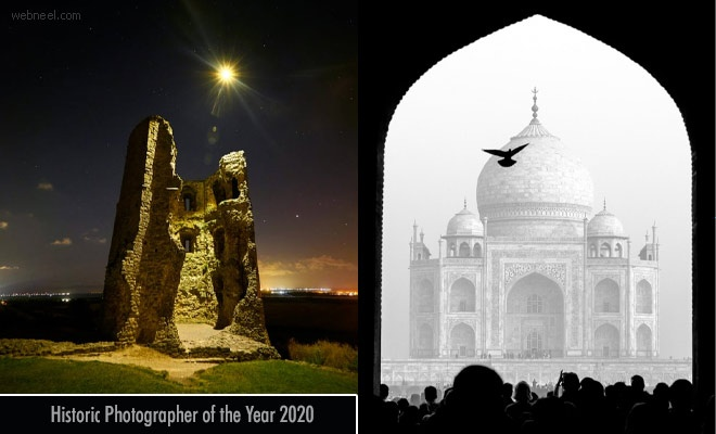 Historic Photographer of the Year 2020 Award Winners Announced