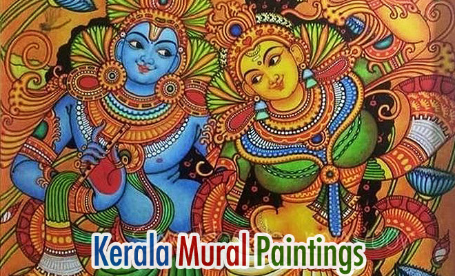 40 Best Traditional Kerala Mural paintings from Top artists