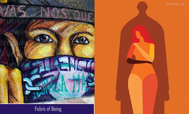 Fabric of Being - Textile Exhibition by Pankaja Sethi brings out depictions of violence against women