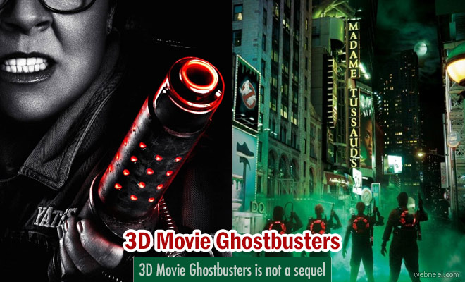 3D Movie Ghostbusters is not a sequel, but seems to be a mess