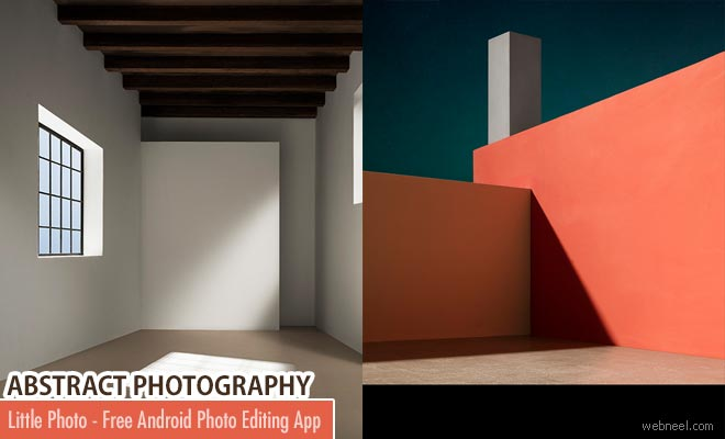 Beautiful and Colorful Abstract Photography ideas by James Casebere