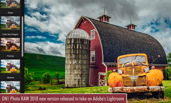 ON1 Photo RAW new version released to take on Adobe's Lightroom