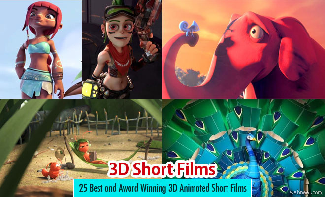 50 Best 3D Animation Short Film videos around the world for your inspiration - part 2