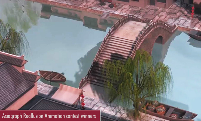 Asiagraph Reallusion Animation contest winners list after 48 hours long competition
