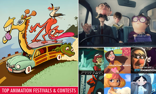 Animation Contest and Festival