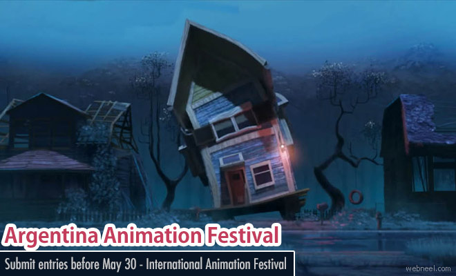 Cordoba International Animation Festival Anima 2017 - entries before 30 May 2017