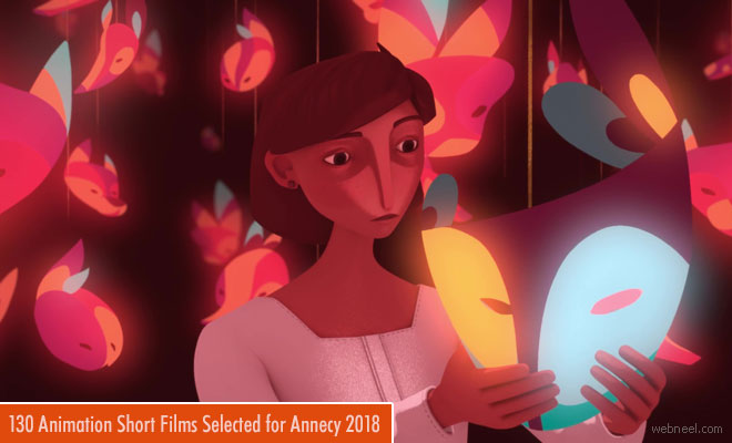 Annecy 2018 - 130 Animation Short Films Selected For Contest Finals