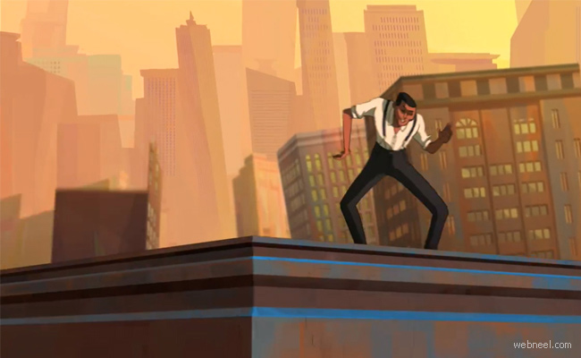 3 Best 2D Animation short films - Le Royaume The United1